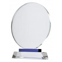 Kristall Trophäe ''Tournament'' - transparent