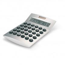 Basics 12-stelliger Rechner BASICS - silber matt