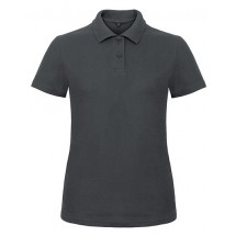 Polo ID.001 / Women - Anthracite