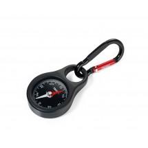 Schlüsselanhänger WEGWEISER - rot, schwarz