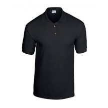 Jersey Polo - Black