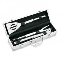 BBQ Koffer ASADOR - silber