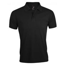 Men´s Polo Shirt Prime - Black