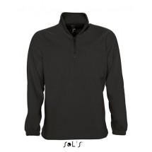 Half-Zip Fleece Ness - Black