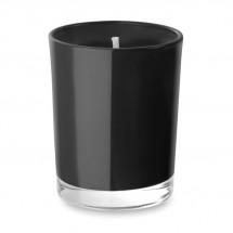 Duftkerze im Glas SELIGHT - schwarz