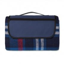 Picknick Decke CENTRAL PARK - blau