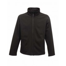 Classic Softshell Jacket - Black