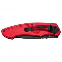 Schwarzwolf outdoor®  MATRIX Taschenmesser rot