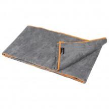 Schwarzwolf outdoor®  CITAS Outdoor-Handtuch grau