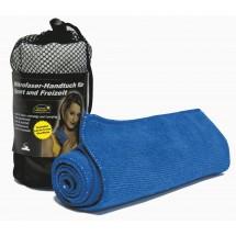 Sporthandtuch 40x80 cm blau
