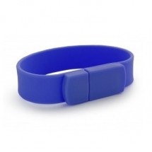 USB Stick Band - blau