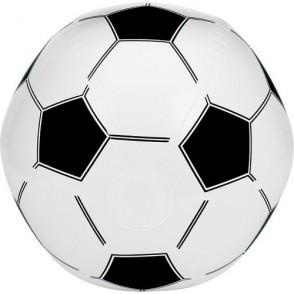 Wasserball im Fußballdesign