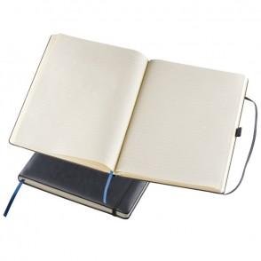 A4 Notizbuch mit Gummibandverschluss