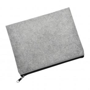 Reißverschlusstasche REFLECTS-RUDERSDALE LIGHT GREY