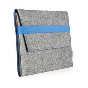 Premium-Tablet-Tasche-Weblabel