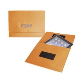 Tablet-Tasche - Klettverschluss