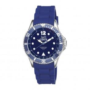 Armbanduhr LOLLICLOCK CHROME