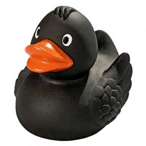 Quietsche-Ente schwarz