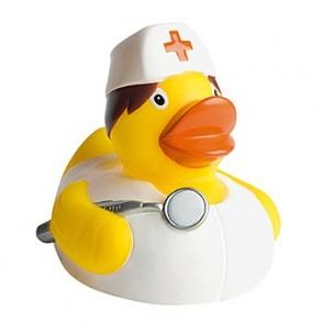 Quietsche-Ente Krankenschwester
