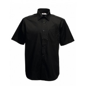 Men´s Short Sleeve Poplin Shirt