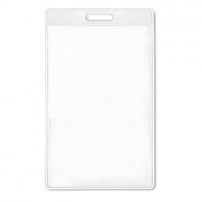 Transparente Kartenhülle BADGO