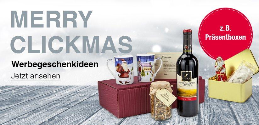 Werbeartikel für Weihnachten