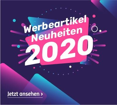 Werbeartikel Neuheiten 2018