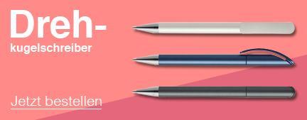 Drehkugelschreiber als Werbeartikel