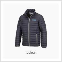 Jacken bedrucken