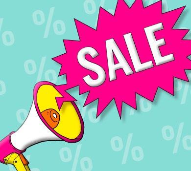 Sale-Werbeartikel von Promostore